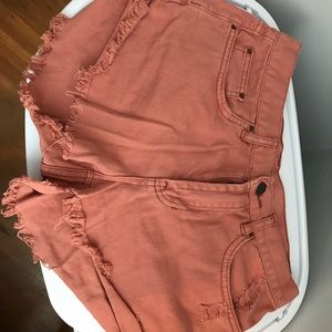 Salmon Billabong Shorts